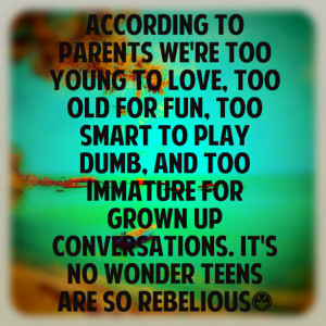 Quotes About Being Rebellious. QuotesGram