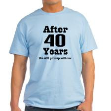 40Th Anniversary T-Shirts & Tees