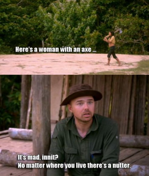 Karl Pilkington.