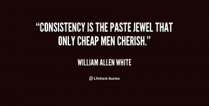Quotes About Consistency in Relationships