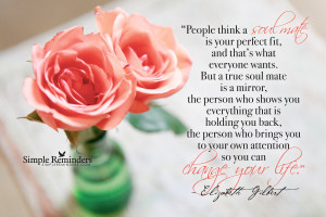 Soulmate Quotes HD Wallpaper 10