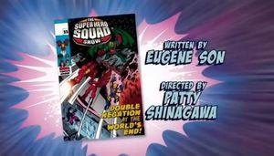 Super Hero Squad Show Season 2 #7
