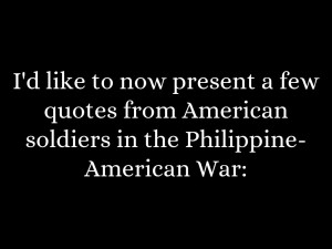 American Quotes About War
