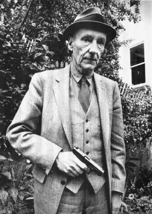 william burroughs photo from start with typewriters upon reading ...