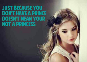 Quote Princess Prince