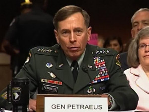 SD David Petraeus / Pressekonferenz / Washington – Stock Video # 402 ...