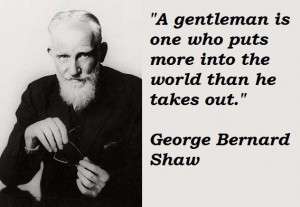 George bernard shaw famous quotes 2