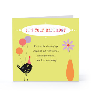 Fun bday designs note cards salegreeting cards, keepsake ornaments