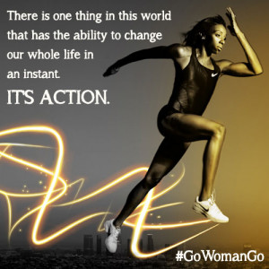 Inspirational Quotes: Taking Action