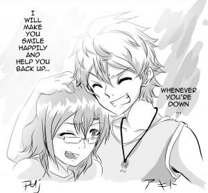 Game Called Love Quotes by akiyo-hiro23