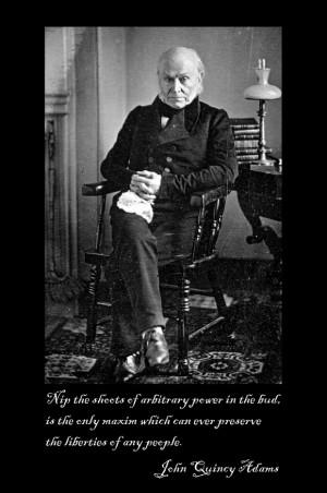 John Quincy Adams Quotes On Religion John quincy adams
