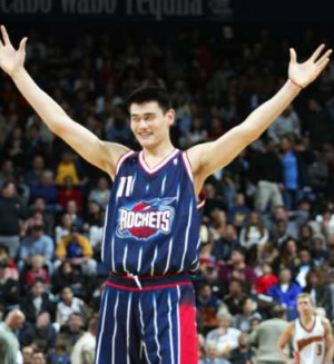Little about Yao Ming
