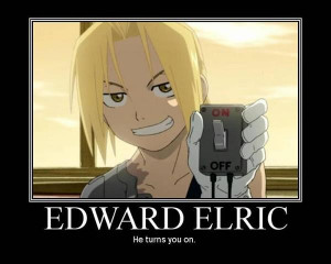 funny edward elric by animefreak5956