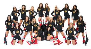 2014-15 Chicago Blackhawks Ice Crew