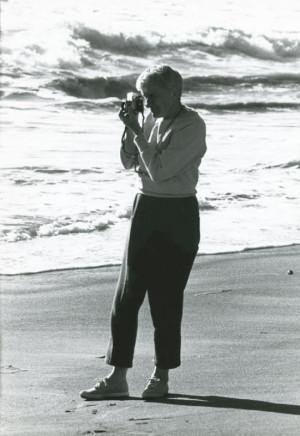 "On the Beach at Steep Ravine 2."" Dorothea Lange, circa 1961. Photo ..."