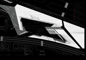 Zaha Hadid Floor Plans