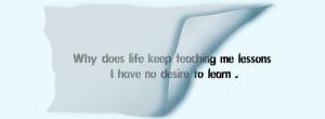 Life Quote Facebook Profile Timeline Cover Top Best Facebook Timeline ...
