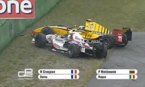 Re: Pastor Maldonado happy to be leaving Williams F1 squad