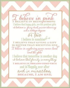 ... baby girl quotes and sayings that any mom-to-be will appreciate. More