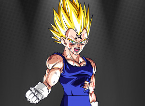 Favourite quote, Majin Vegeta :You can take control of my mind and my ...