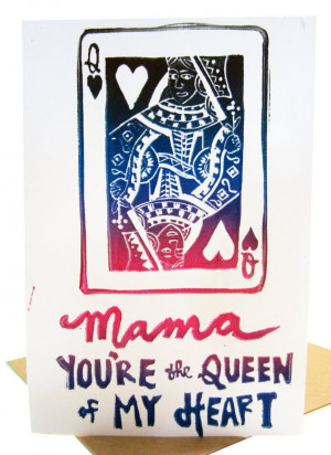 mama youre the queen of my heart // mothers day by foreignspell, boyz ...