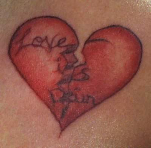 View More: Heart Tattoos
