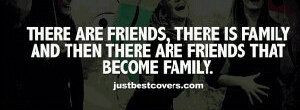 friends that become family