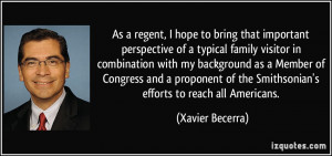 More Xavier Becerra Quotes