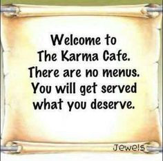 Simply walk away and let karma deal with rude people, because any bit ...