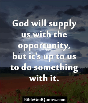 Opportunity Quotes Images and Pi...