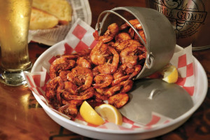 Bubba Gump Shrimp Company opens in London's Trocadero