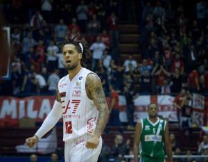 Emporio Armani Milano vs Sidigas Avellino – Basket 2013/2014