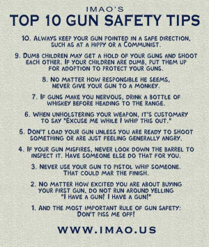 Tags: top , gun , safety , tips