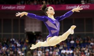 "2012 Summer Olympics: Jordyn Wieber and ""Dumb, Stupid Rules"""