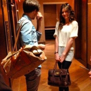 ... of the Week: 32 Adorb Pics of Louis Tomlinson and Eleanor Calder