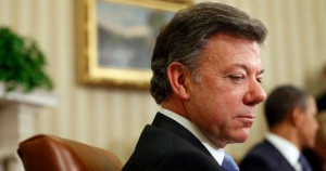Colombian President Juan Manuel Santos (Photo: AP)