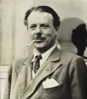 Harold Nicolson, fully Sir Harold George Nicolson