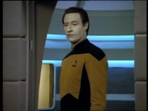 Lt Commander Data Image