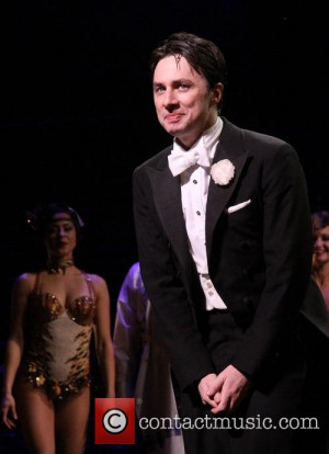 Zach Braff Leads The Way In The Dazzling 'Bullets Over Broadway.'