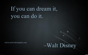 Walt Disney Quotes HD Wallpaper 20