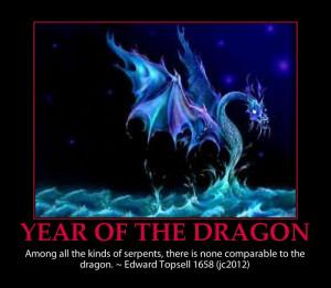 Dragon Sayings Quotes