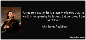 More John James Audubon Quotes