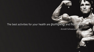 Motivational inspirational quotes Arnold Schwarzenegger bodybuilding ...