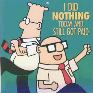 Comic Strip: Dilbert