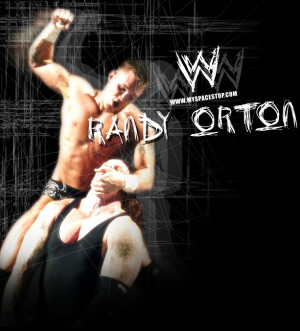 Randy Orton Twitter Background