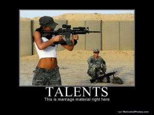 Demotivational Military Motivational Posters