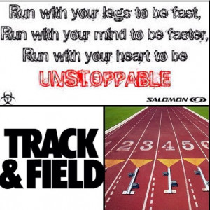 Trackn and field quotes