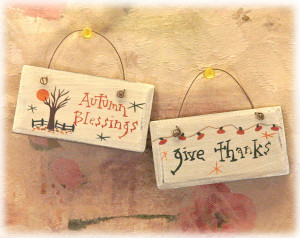 Autumn Sayings3