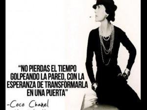Coco Chanel: Elegancia y clase en una mujer que cambio el mundo. (Foto ...