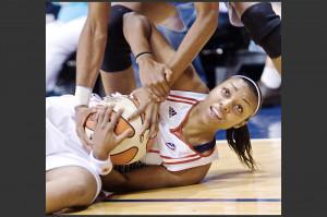 Sports Basketball Women WNBA - CT Sun vs Atalanta Dream # 020 July 30 ...